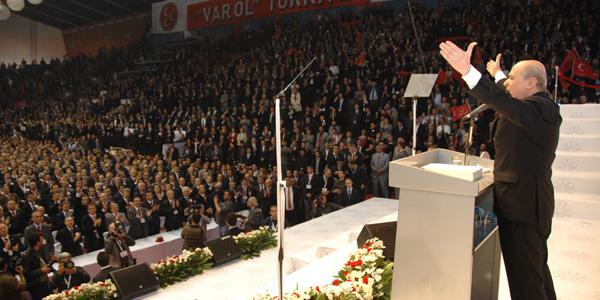 Sonsuza Kadar  Var Ol T�rkiye MHP 9. Olagan B�y�k Kurultayi </a>